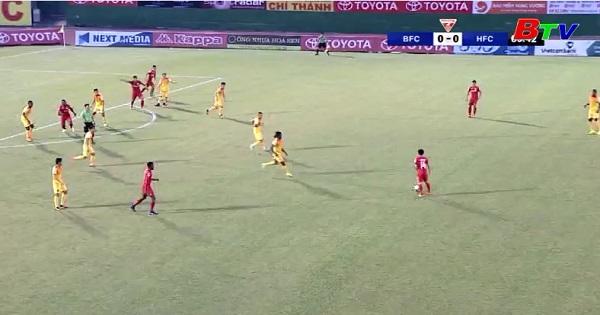 Vòng 13 V.league 2017 - Bình Dương 2-2 Hải Phòng