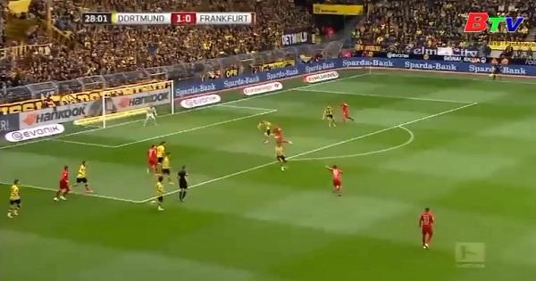 Vòng 29 Bundesliga - Borussia Dortmund 3-1 Eintracht Frankfurt
