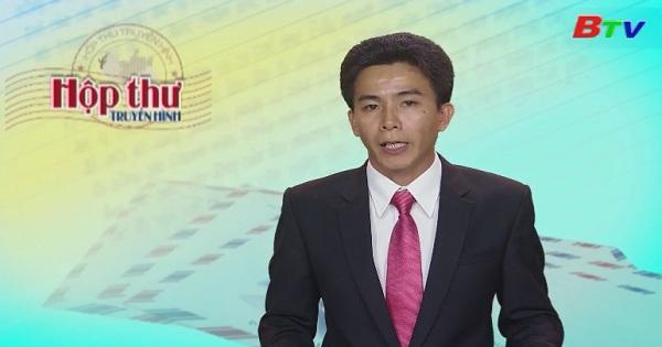 Hộp thư Truyền hình (Chương trình ngày 17/4/2017)