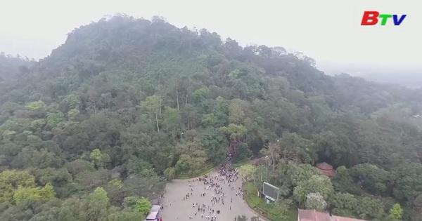 Lời thề từ núi Hùng