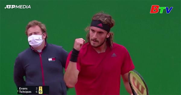 Rublev và Tsitsipas vào chung kết Monte Carlo Masters 2021
