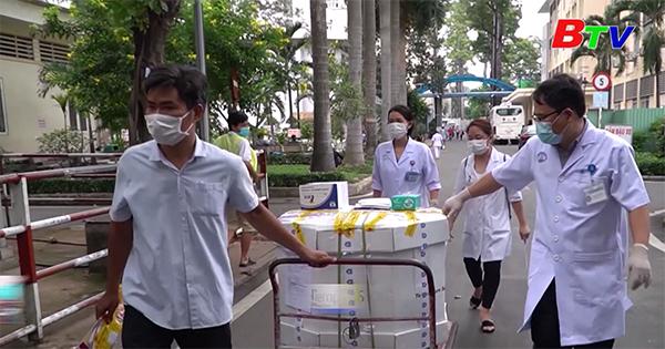 Lô thuốc cực hiếm giải độc tố đầu tiên giá hàng trăm triệu đồng về đến Việt Nam