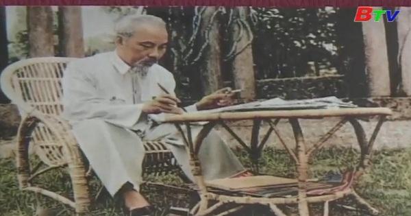 Tư tưởng nhân văn Hồ Chí Minh qua những bức tranh