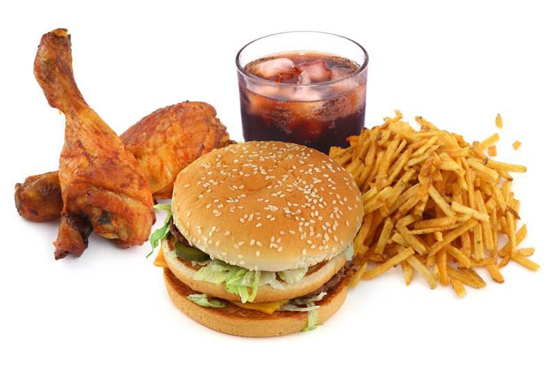 Loại chất béo trong đồ ăn nhanh ảnh hưởng nghiêm trọng đến sức khỏe