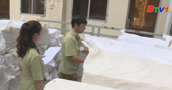 Tiêu hủy gần 92 ngàn gói thuốc lá điếu nhập lậu