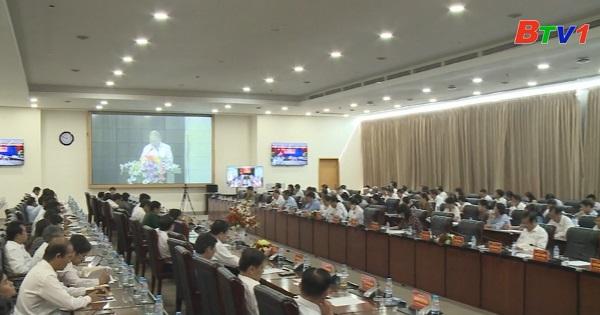 Hội nghị Báo cáo viên các tỉnh, thành ủy trực thuộc trung ương