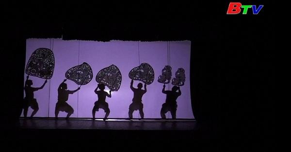 Dịch bệnh covid-19 gây khó khăn cho nghệ thuật múa rối  bóng truyền thống của Campuchia