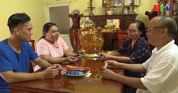 Văn hóa chào hỏi trong gia đình người Việt