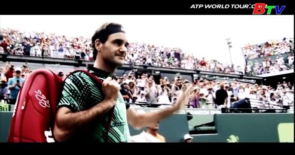 Roger Federer dành vé dự giải đấu cuối mùa