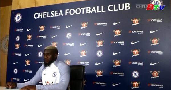Chelsea giới thiệu tân binh Bakayoko