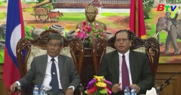 Phát huy quan hệ truyền thống hữu nghị đặc biệt Việt Nam - Lào