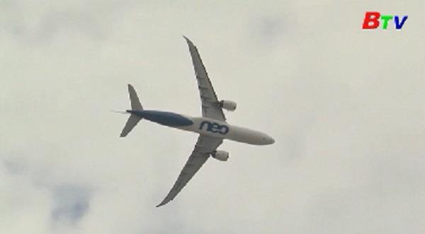 Boeing nâng dự báo về nhu cầu máy bay của ngành hàng không thế giới