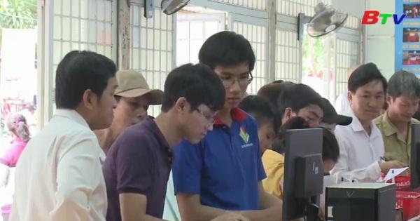 Trường đại học Thủ Dầu Một: điểm chuẩn xét tuyển đại học từ 14 đến 19 điểm