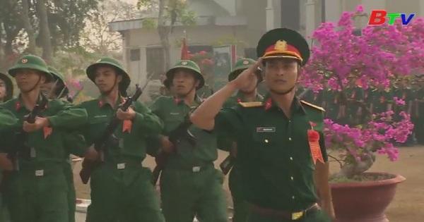 Quân đoàn 4 tự hào tuổi 40