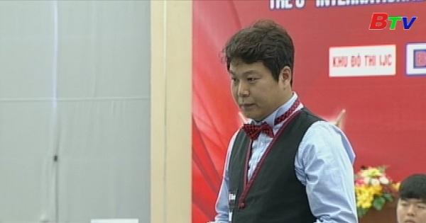 Billiards Carom 3 băng Bình Dương 2019 || Seo Chang Hoon (Hàn Quốc) vs Mã Xuân Cường (Việt Nam)