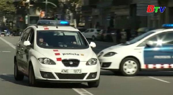 Lãnh đạo nhiều nước lên án vụ tấn công ở Barcelona