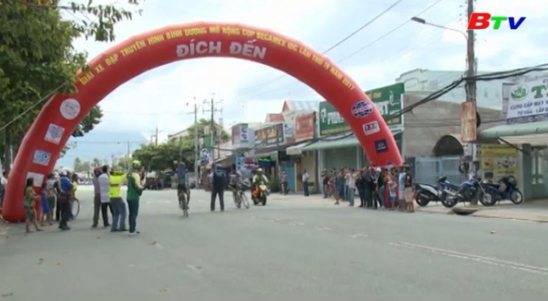 Chương trình 5|| Đường đến chặng 3 Giải Đua xe đạp Truyền hình Bình Dương, Cúp Becamex IDC lần IV/2017