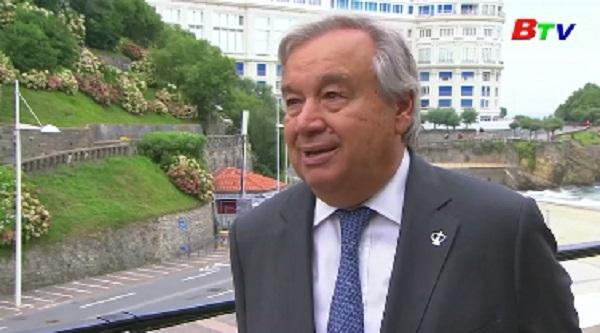 Tổng thư ký Liên hợp quốc kêu gọi hành động bảo vệ tầng ozone