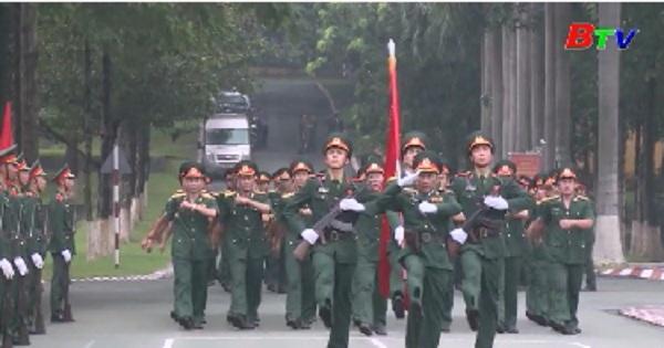 Trường Sĩ quan công binh - Đại học Ngô Quyền khai giảng năm học 2019-2020
