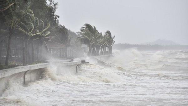 Cảnh báo nguy hiểm khi bão xuất hiện vào cuối năm