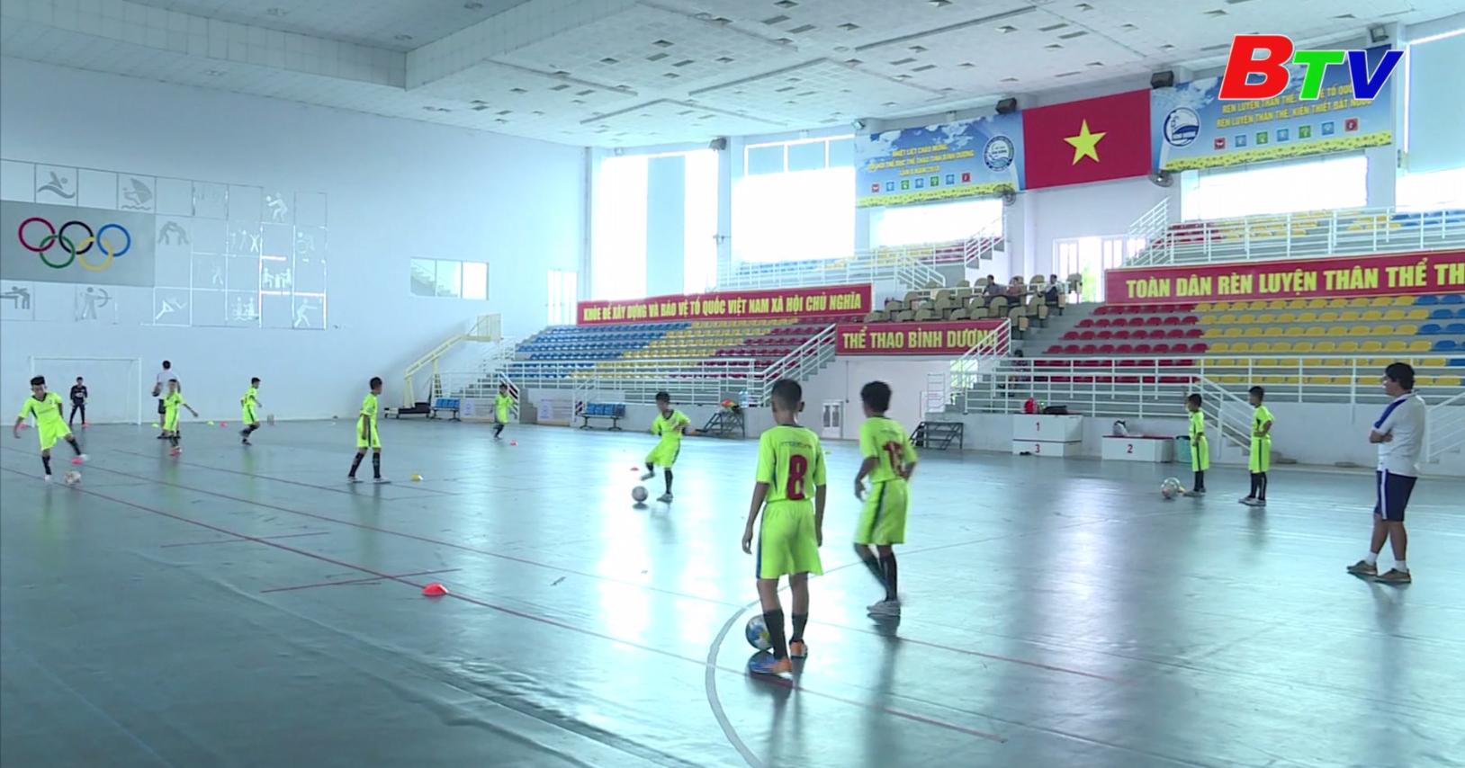 U11 Bình Dương - Sẵn sàng cho Vòng chung kết Giải bóng đá nhi đồng toàn quốc năm 2020
