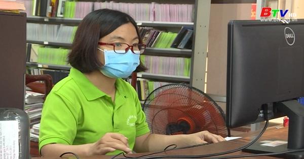 Thư viện tỉnh Bình Dương thực hiện chuyển đổi số