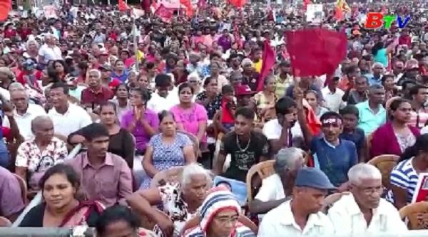 Sri Lanka bắt đầu bầu cử Tổng thống