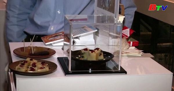 Triển lãm món bánh Yokan đặc sản của Nhật