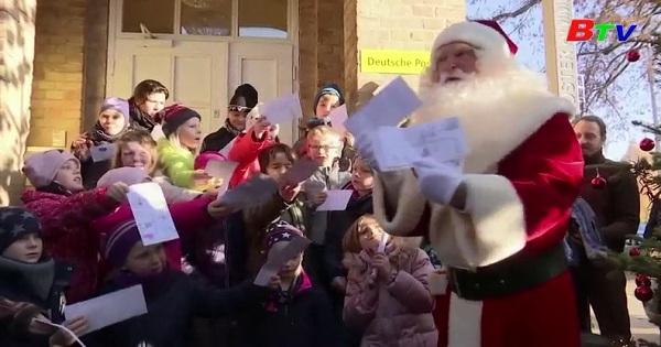 Bưu điện ông già noel mở cửa mùa giáng sinh