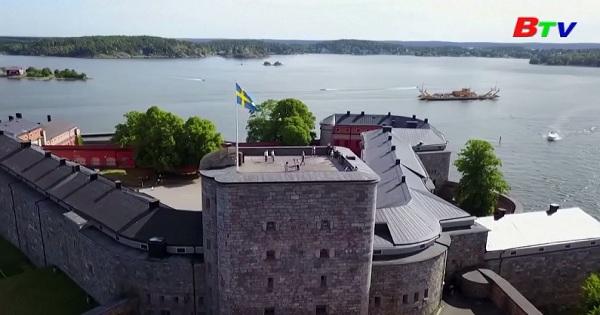 Phát hiện xác tàu chiến thế kỷ 17 ở Thụy Điển