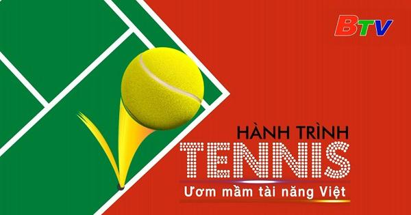 Hành trình Tennis (Chương trình ngày 01/11/2020)