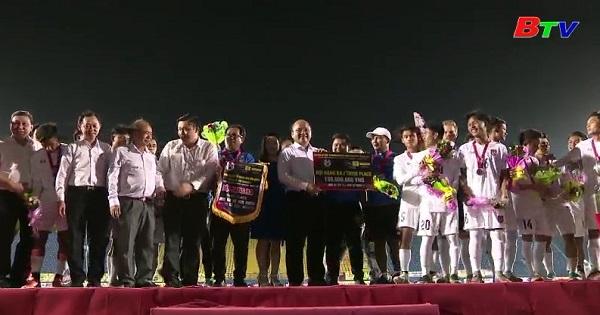 BTV Number 1 Cup 2019- U.20 Myanmar giành Huy chương đồng
