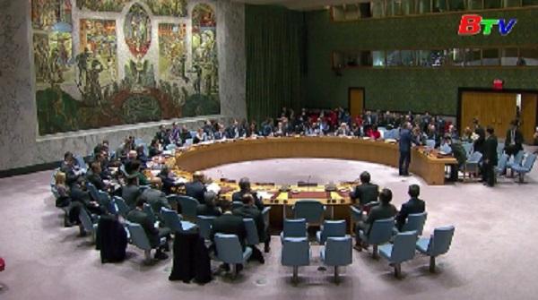 LHQ tiếp tục áp dụng trừng phạt phiến quân Taliban