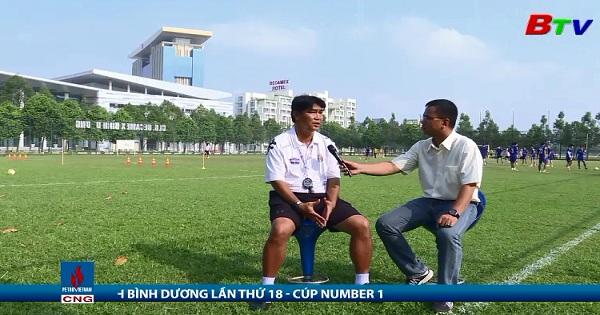 Đường đến Giải Bóng đá Quốc tế BTV - Number One Cup lần thứ XVIII (chương trình 5)