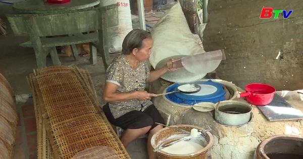 Bản sắc làng nghề bánh tráng Phú An