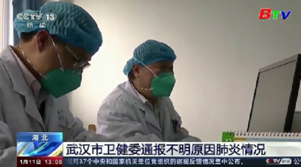 Tình hình dịch viêm phổi lạ tại Trung Quốc và Thái Lan