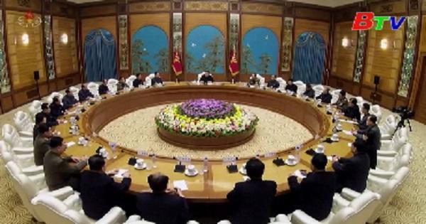 Quốc hội Triều Tiên thông qua chương trình triển khai kế hoạch kinh tế 5 năm mới