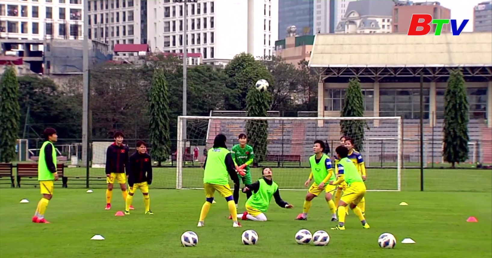 Đội tuyển bóng đá nữ Việt Nam và mục tiêu năm 2021