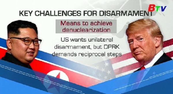 Mỹ, Triều Tiên cân nhắc cử đại diện liên lạc