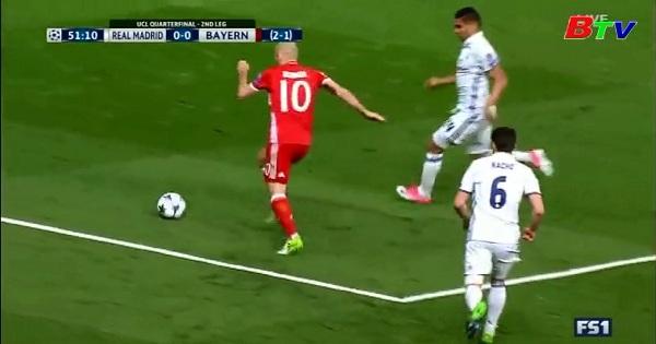 Tứ kết lượt về UEFA Chmapions League - Real Madrid 4-2 Bayern Munich