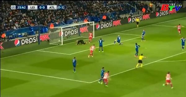 Tứ kết lượt về UEFA Chmapions League - Leicester City 1-1 Atletico Madrid