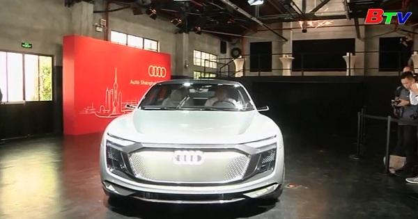 Audi giới thiệu kiểu xe mới trước thềm triển lãm ô tô Thượng Hải