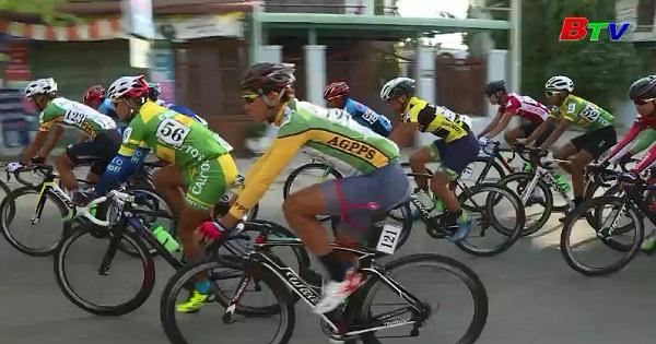 Chặng 19 Cuộc đua xe đạp toàn quốc tranh cúp truyền hình TpHCM lần thứ 30 năm 2018