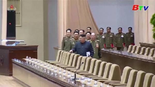 Nga thông báo kế hoạch chuyến thăm của nhà lãnh đạo Triều Tiên