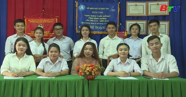 Nhịp cầu thân ái - Giao lưu với đội văn nghệ trường THPT Trần Văn Ơn