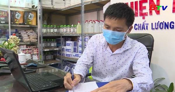 Chung tay cùng chính quyền phòng chống dịch bệnh