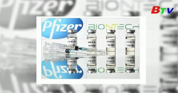 Nhật Bản đề nghị Pfizer cung cấp thêm vaccine