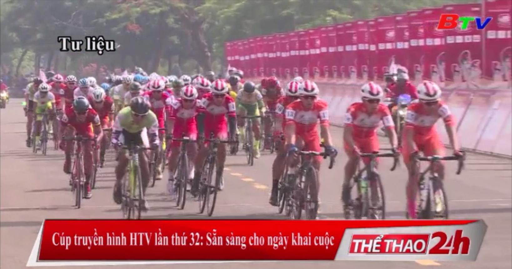 Cúp Truyền hình HTV lần thứ 32 - Sẵn sàng cho ngày khai cuộc