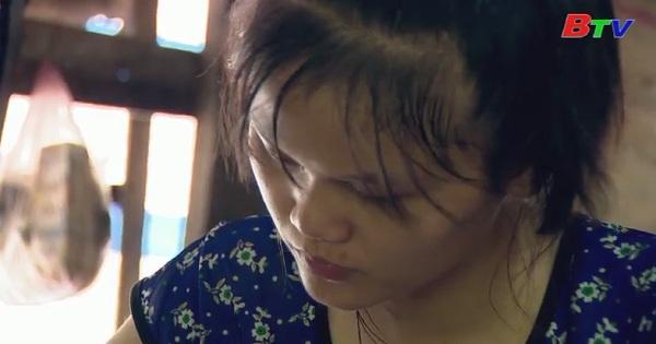 Thắp sáng ước mơ xanh - Em Hồ Lê Ngọc Bích, lớp 12A4, trường THPT Đoàn Kết, H.Tân Phú, Đồng Nai