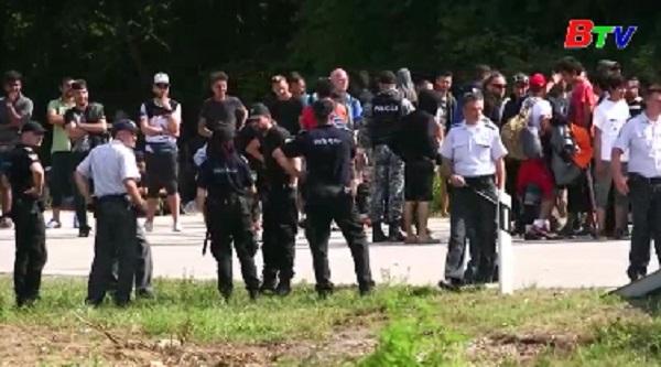 Bosnia nỗ lực chặn dòng người nhập cư trái phép